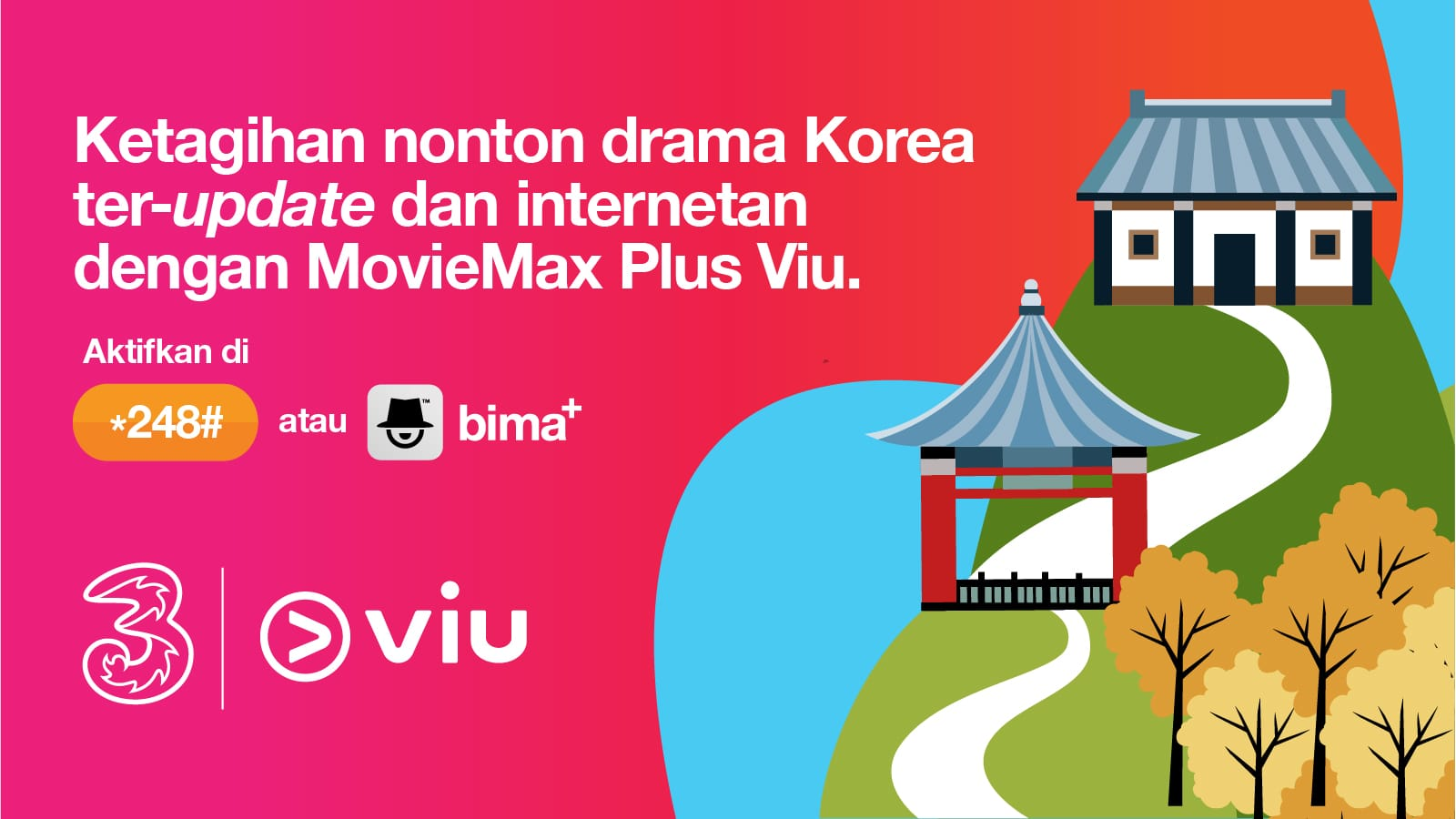 MovieMax Plus Viu | Tri Indonesia